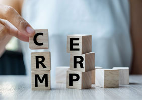 ERP & CRM Services